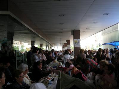 ENCUENTRO DE BOLILLOS EN MURCIA